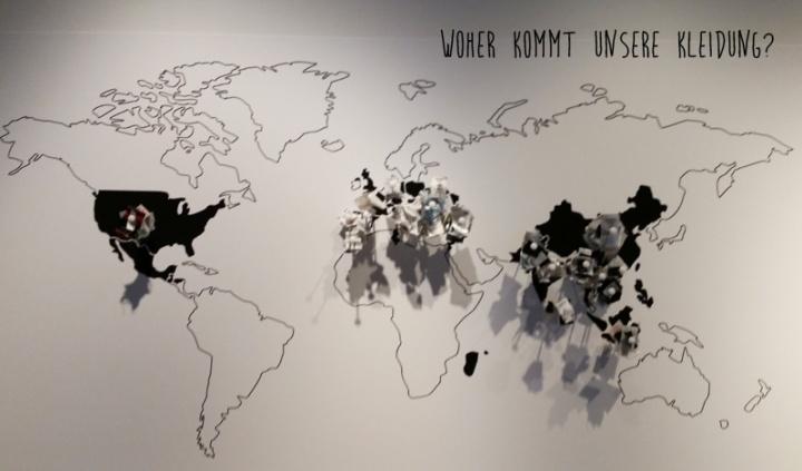 Infografik von Fast Fashion - Nils Reinke-Dieker, Larissa Starke, Friederike Wolf