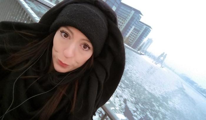 Meine Begeisterung über den Winter bzw. die Kälte hielt sich in Grenzen...