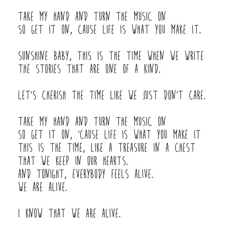 my-own-summer-lyrics