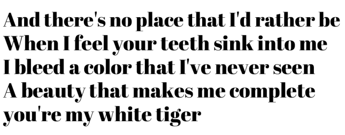 youre-my-white-tiger